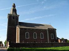 église Saint-Jean Baptiste de Huppaye