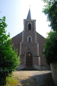 Eglise Saint-Pierre de Molembais - paroisse de Molembais