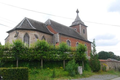 Eglise Saint-André de Mont-Saint-André - paroisse de Mont-Saint-André