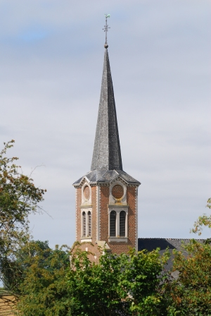 Eglise Saint-Hubert de Ramillies - paroisse de Ramillies