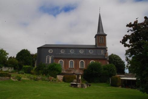 Eglise Saint-Feuillen de Ramillies-Offus - paroisse de Ramillies-Offus