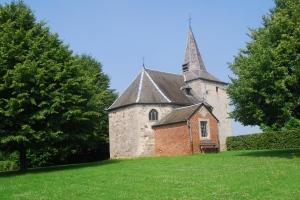Chapelle Saint Feuillien d'Hédenge - paroisse de Autre-Eglise