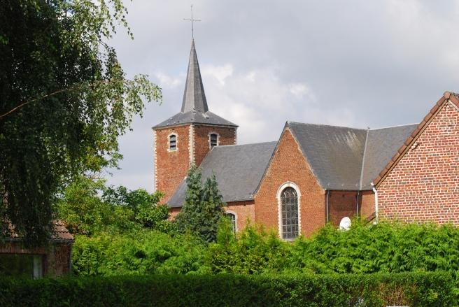 Eglise Notre-Dame de Grand-Rosière - paroisse de Grand-Rosière