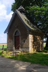 Chapelle Notre-Dame de Bonne Garde de Bomal - paroisse de Bomal
