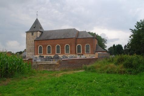 Eglise Saint-Remy de Geest-Gérompont - paroisse de Geest-Gérompont